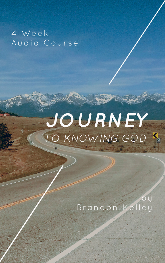 Journey Audio Course Cover Graphic