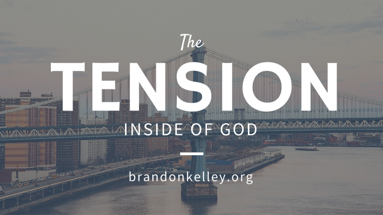 The Tension Inside of God