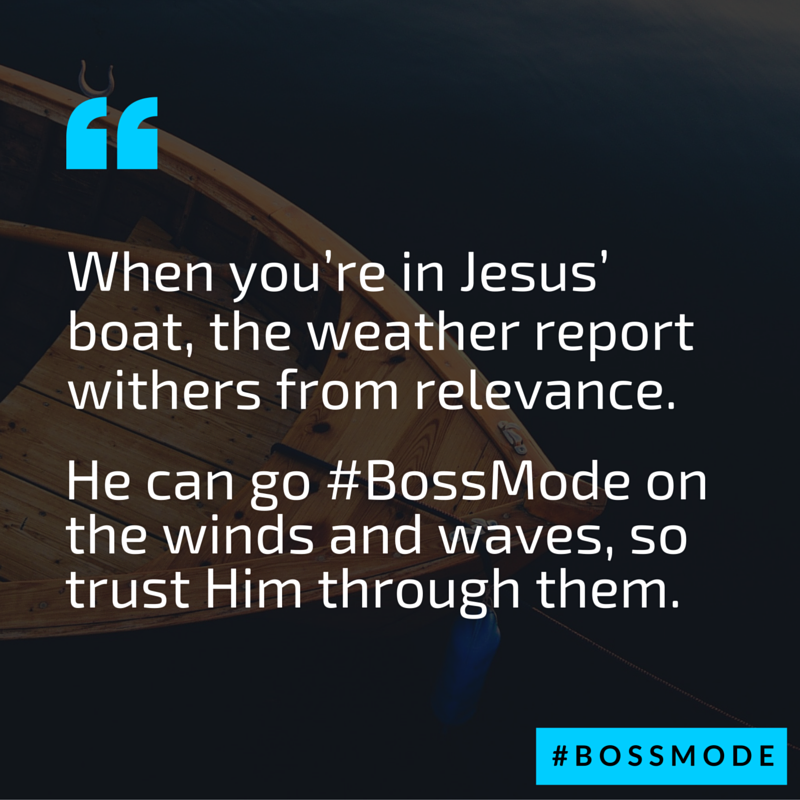 #BossMode