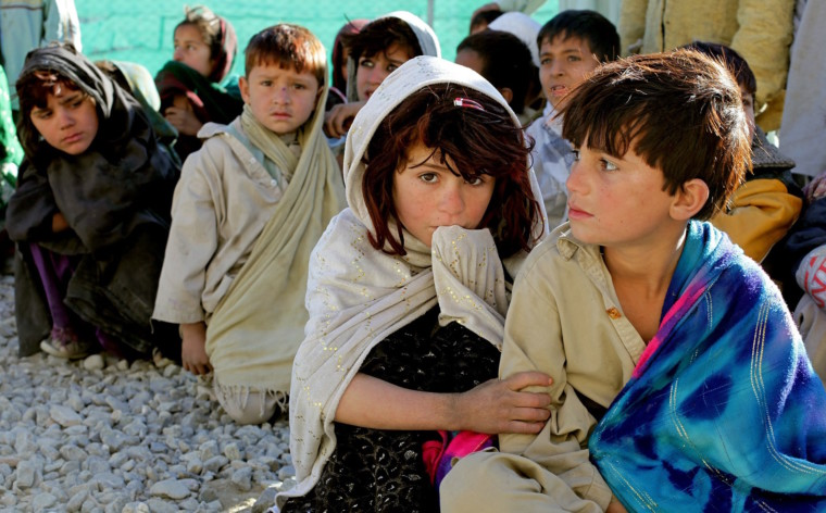 TAL: The Reality of 132 Million Children Will Break Your Heart