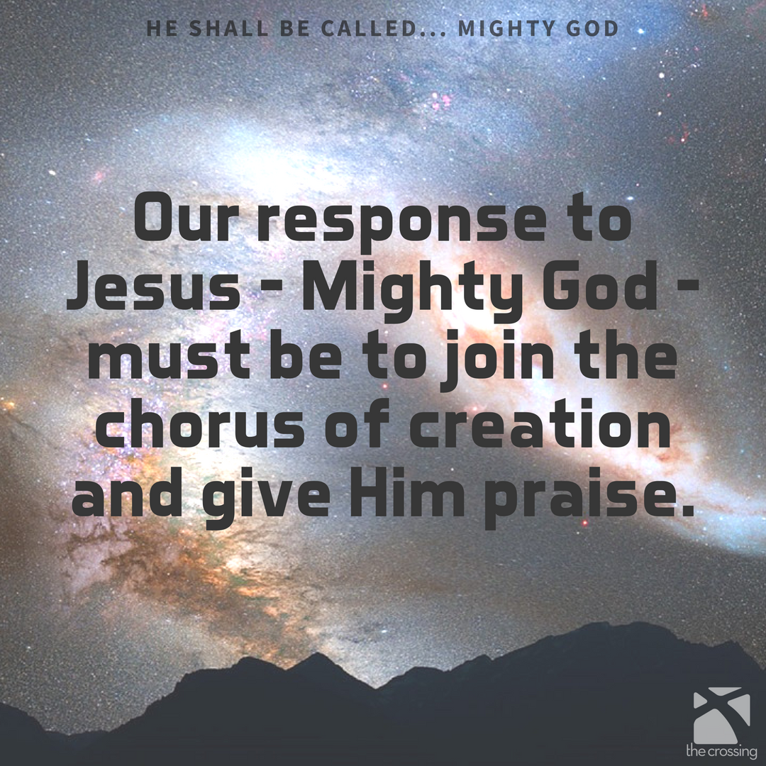 He Shall Be Called - Mighty God