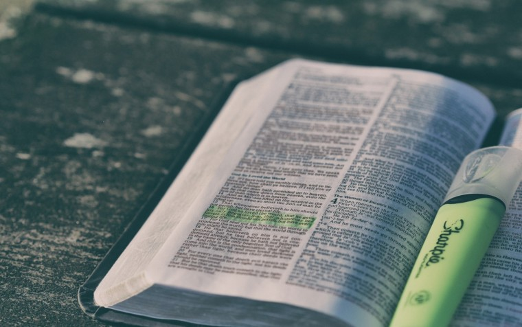 Bible Hacks: Identifying Theological Realities and Obedient Actions