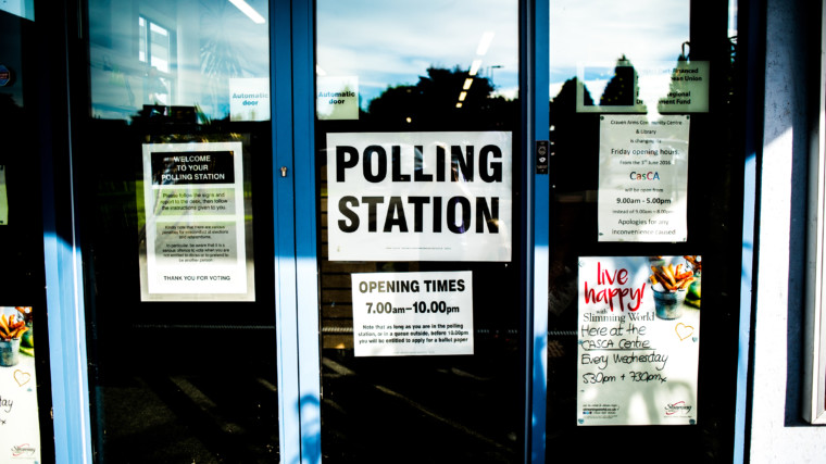 What Election Season Magnifies for the Church